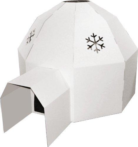 kideco-cardboard-igloo-playhouse-toy-white