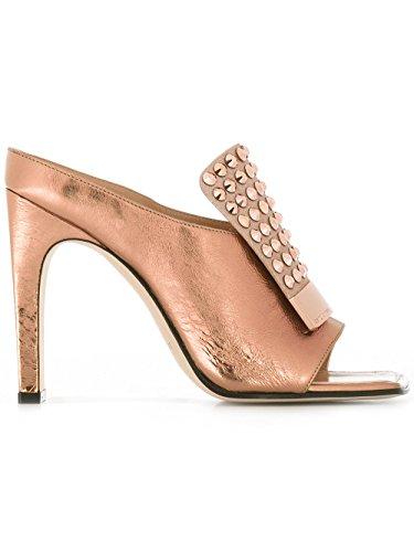 sergio-rossi-mujer-a77980mfn1646828-oro-cuero-zapatos-de-tacon