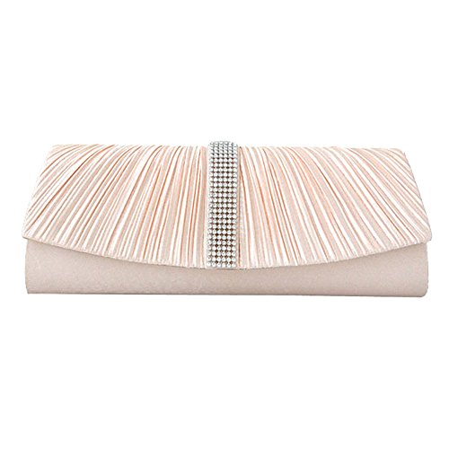 SSMK Evening Bag, Poschette giorno donna Champagne