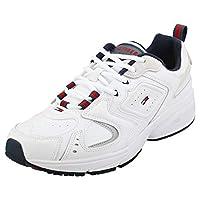 Tommy Jeans HERITAGE, Men's Sneaker Shoes, White, 44 EU