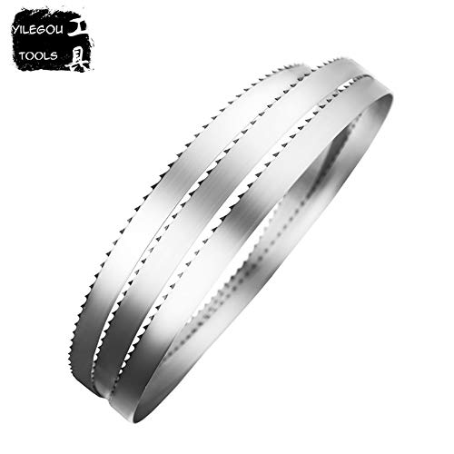 """12"""" 2240mm Band Saw Blades Cutting Bone and Meat 2240 * 19 * 0.55mm*4 Tpi Meat Band Saw Blades 2240 * 19mm Bone Saw Blades"""