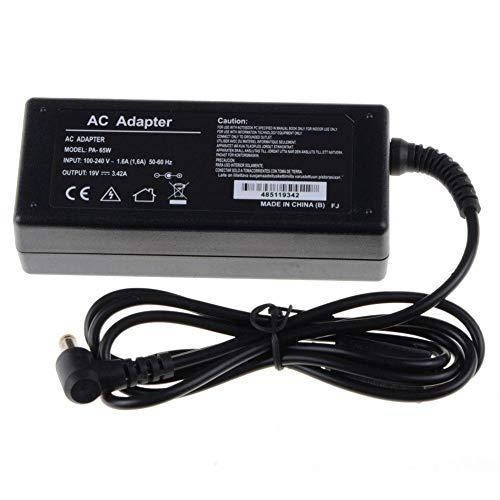 Epaynetwork Epnt 19V 3.42A 65W AC Adapter caricabatteria per Acer Alimentatore Caricabatterie Notebook ricambi Accessori 5.5* 1.7mm