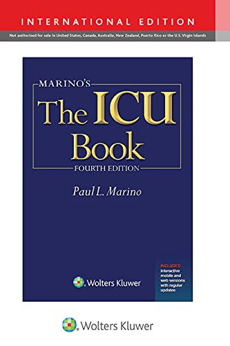 Marino's the ICU Book (International Edition)