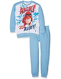 Angry Birds 13830/10az, Ensemble de Pyjama Garçon