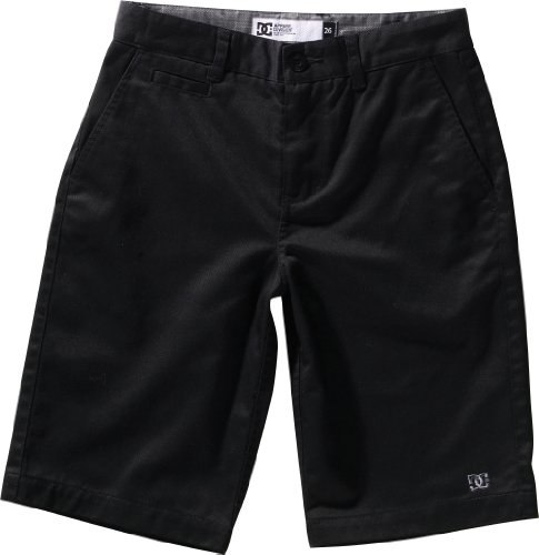 DC Shoes  Walkshort DC Chino 2 BY, Black, 27,  D071810049 (Chino-short Dc)