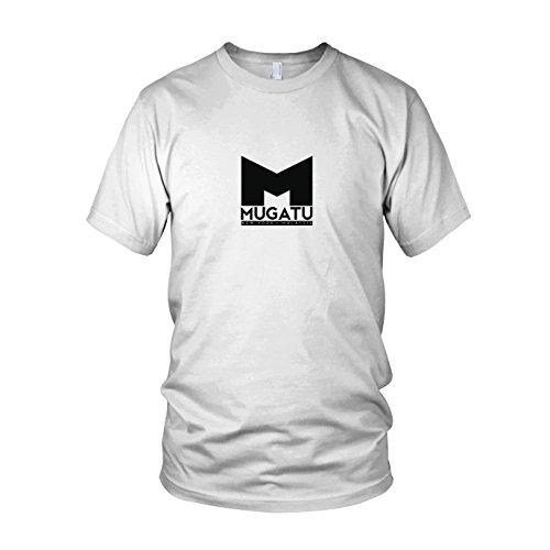 Mugatu - Herren T-Shirt, Größe: L, Farbe: weiß (Mugatu Kostüm)