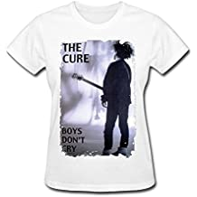 Women's The Cure Boys Dont Cry poster 2016 Classic T-shirt