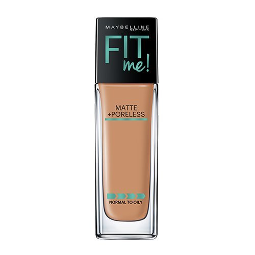 Maybelline New York Fit Me Foundation, 330 Toffee, 30ml