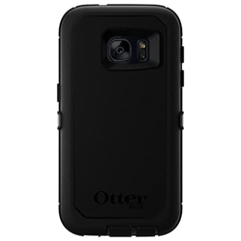 Otterbox Defender Series Protection Case for Samsung Galaxy S7 - Black