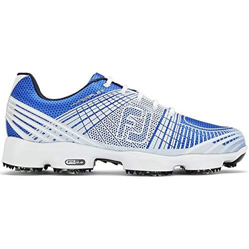 Foot Joy Hyperflex II, Chaussures de Golf Homme, Bleu...