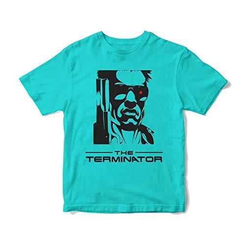 The Terminator Blue T-shirt for Men