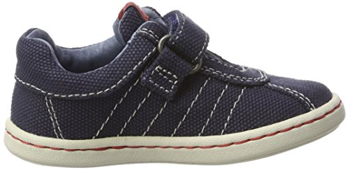 Camper Uno Fw, Sneakers Basses Garçon Bleu (Dark Blue 001)