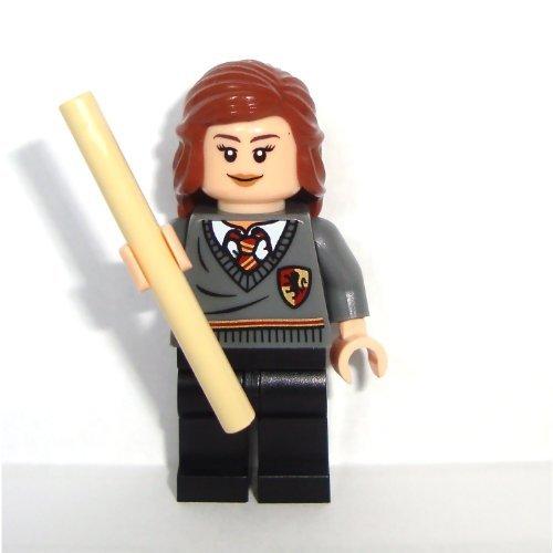 Juego construcción lego: Hermione Granger Minifigura Con Varita Mági