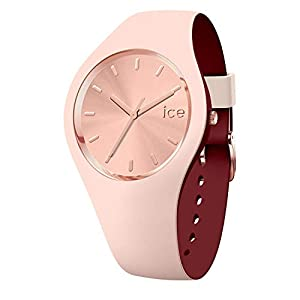 Ice-Watch – ICE duo chic Nude – Women's wristwatch with silicon strap – 016985 (Medium)