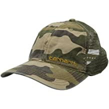 Carhartt Cap Brandt, Color:rugged khaki camo;Größe:one size