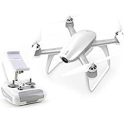 Walkera Aibao FPV Drone con Camera 4K, color blanco