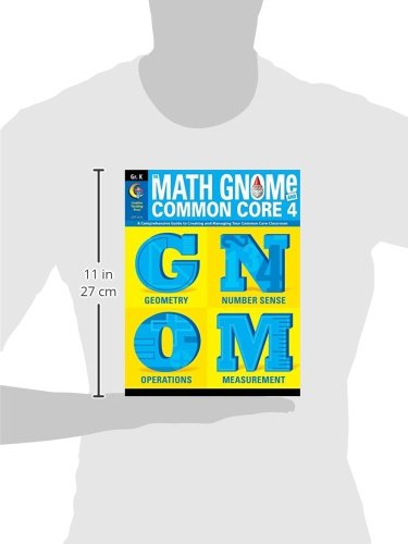 Kindergarter-Math-Gnome-Common-Core-Four