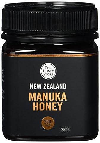Manuka-Honig 250+ MGO aus Neuseeland, 250 g