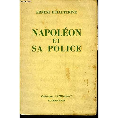 Napoléon et sa police