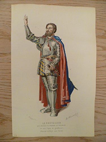 - Kostüm De Chevalier