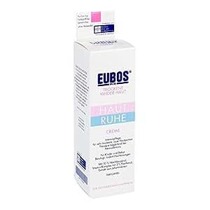 Eubos Crème apaisante pour la peau, spécial enfants, 50 ml