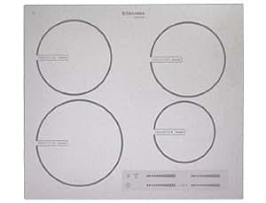 Electrolux AHD60150S - Electrolux AHD60150S - Table de cuisson électrique - 4 élément(s) - métallique