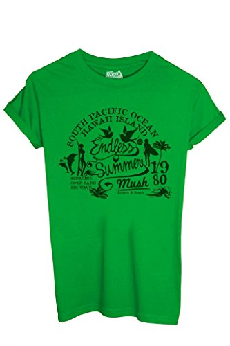 t-shirt-pacific-ocean-hawaii-mush-by-mush-dress-your-style-bambino-xl-verde-prato