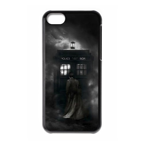Doctor Who Use Your Own Image Phone Case for Iphone 5C,customized case cover ygtg-313944