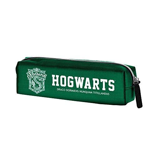 Harry Potter Slytherin Karactermania Fälle, 22 cm, (Zubehör Slytherin)