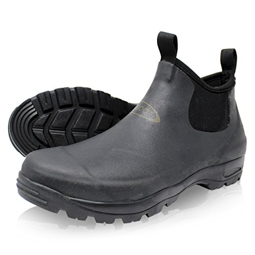 Dirt Boot® Neoprene Waterproof Equestrian Slip On Stable Muck Yard Boots