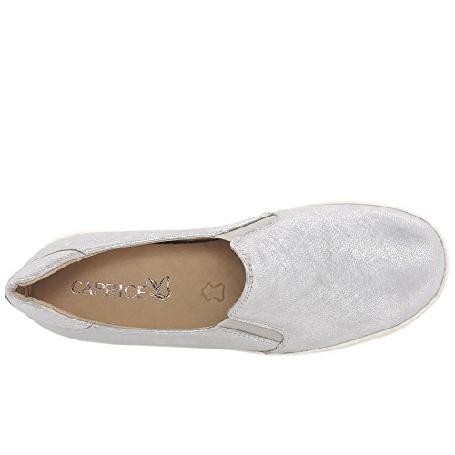 Caprice 24662, Mocassins Femme Or (Lt Gold Rep Me 953)