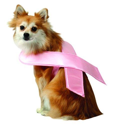 Pet Costume Pink Ribbon (Ribbon Kostüme Pink Pet)