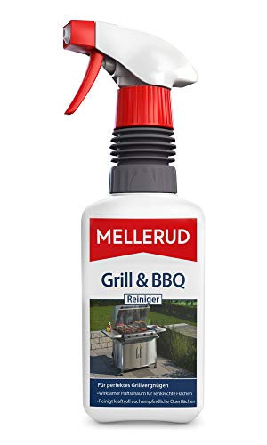 Mellerud 2001002718 Grill & BBQ Reiniger 475 gr