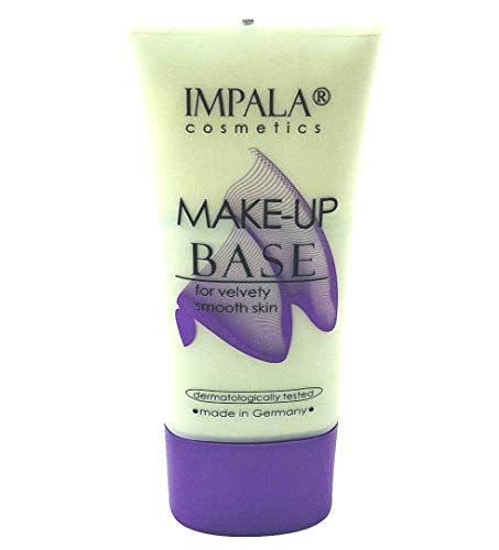 Impala Primer Verde Base Maquillaje Antirojeces Antiacne