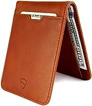 Vaultskin Manhattan slim bifold wallet with RFID protection