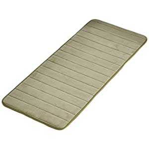 Asl memory foam slow rebound carpet door mats bathroom for Door mats amazon