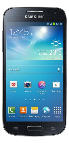 Samsung Galaxy S4 Mini GT-I9195 Smartphone (Touchscreen, 4,3 Zoll / 10,9 cm, Android 4.2.2 Jelly Bean, Bluetooth, Wi-Fi) (Samsung Galaxy S Ii 4g)