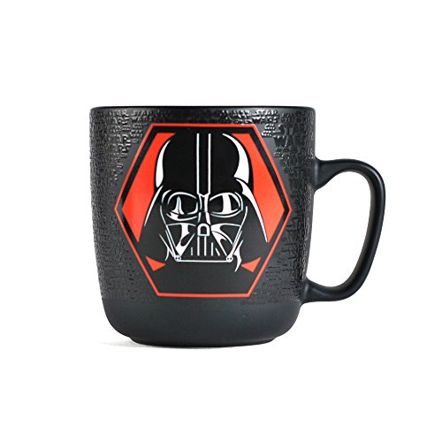 Star Wars Darth Vader Tasse ? Relief (Wars Muster Star)