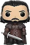 Funko- Pop Vinile Game of Thrones S7 Jon Snow, 12215