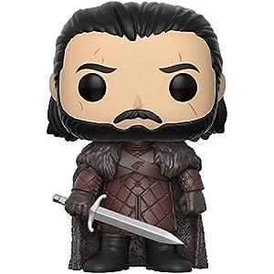 Funko - POP! Vinilo Colección Juego de tronos - Figura Jon Snow (12215) 6