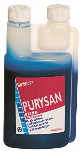 Yachticon Purysan ultra 500ml Test