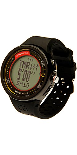 Optimum Time 2016 Series 12 Sailing Watch Black 1231R