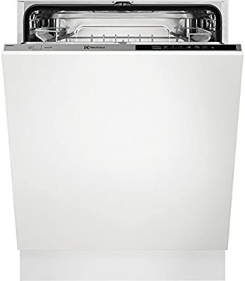 Electrolux ESL5333LO Totalmente integrado 13cubiertos A+ lavavajilla - Lavavajillas (Totalmente integrado, Tamaño completo (60 cm), Negro, Gris, Botones, Tocar, LED, 1,5 m)