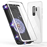 NALIA 360° Magnetic Glass Case compatible with Samsung