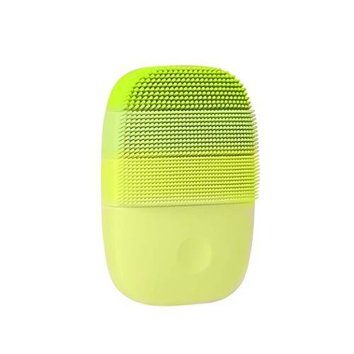 Xiaomi MI - Masajeador de piel, Masajeador facial , para Todo tipo de Pieles, Incluida la Piel Sensible (Verde)