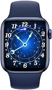ساعة ذكية للرجال اتش دبليو 22 برو سيريز 6 رياضية بلوتوث مكالمة ECG وضغط الدم ومعدل ضربات القلب واللياقة البدني