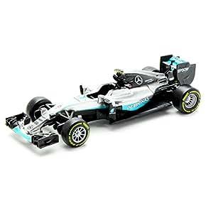Bburago 1: 4315638126°F1Mercedes AMG Petronas W072016sortiert