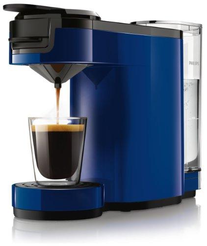 Philips HD7880/71 Senseo Up Machine à Dosette Ultra Compacte Bleu