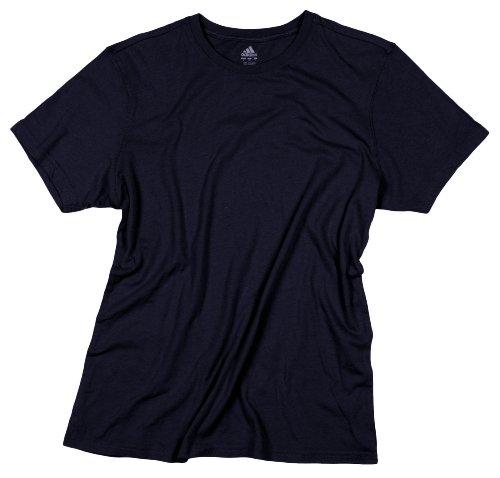 Adidas T-Shirt à Manches Courtes pour Femme Weekend bleu marine