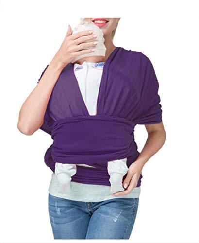 Maternal babyPremium Baby Carrier Sling Wrap Tragetücher Strap Mutterschaftsartikel 3 Monate bis 36 Monate Maximale Belastung: 20 kg (Pet Carrier Wrap)
